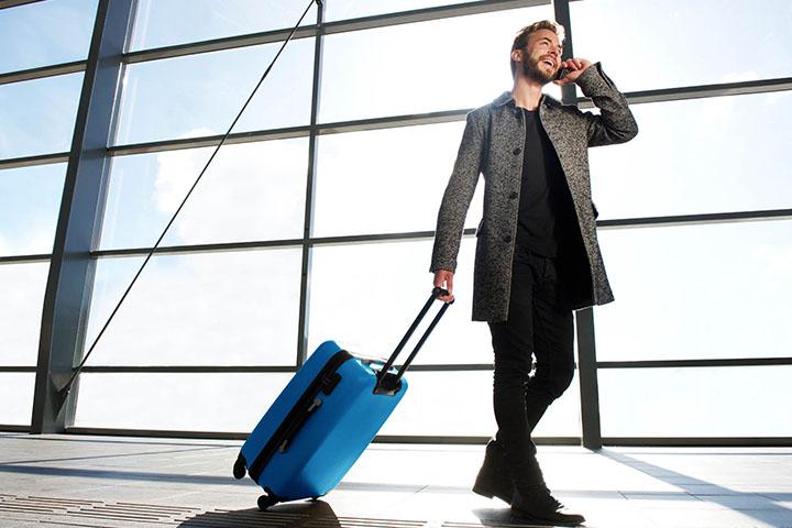 international brand travel goods